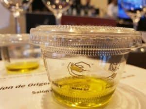 El vaso biodegradable de cata es totalmente responsable con el medio ambiente.